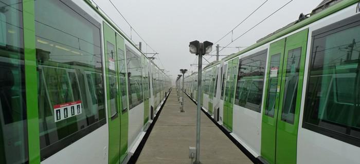 Lima Metro Line 1