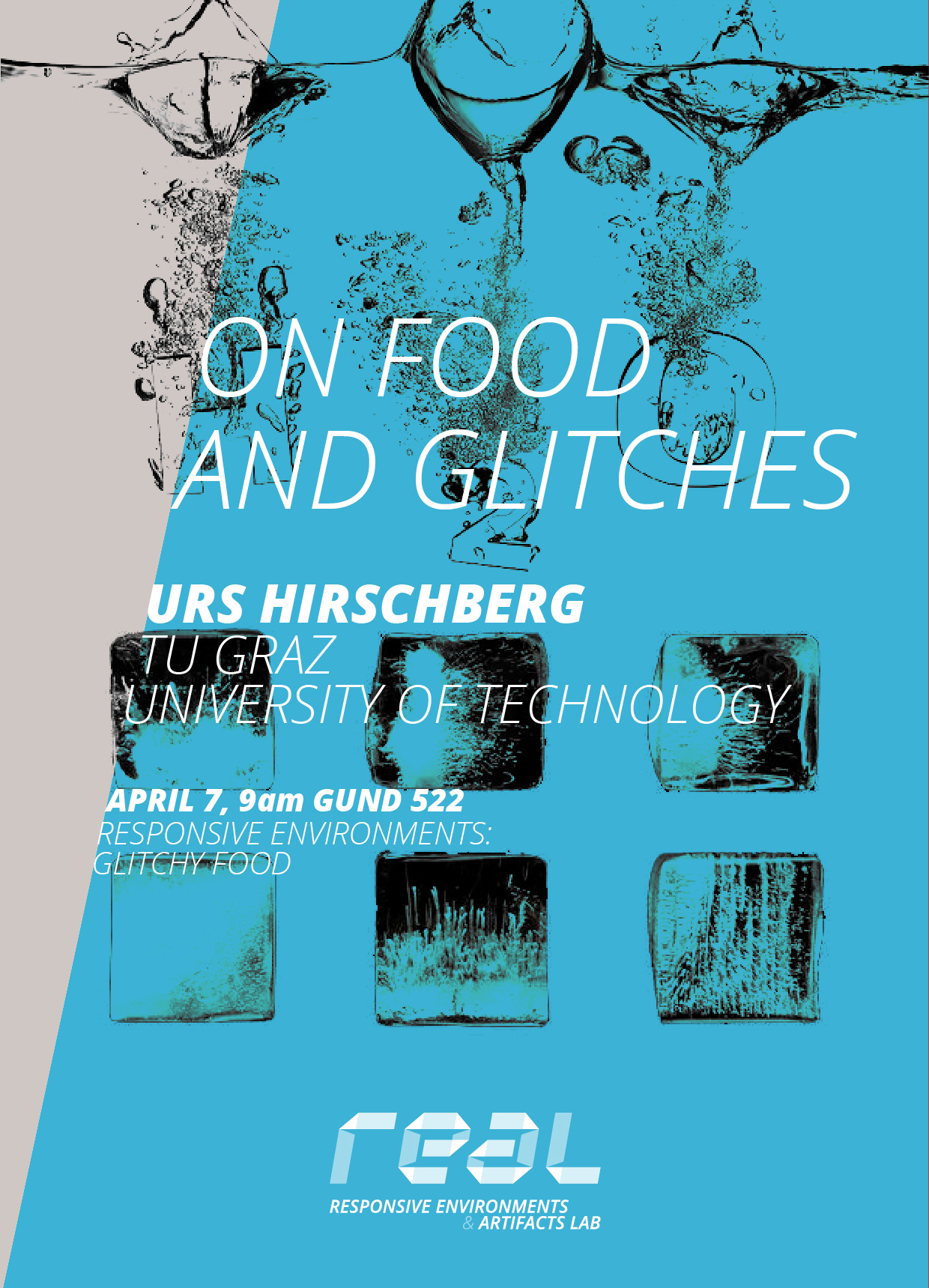 On Food and Glitches