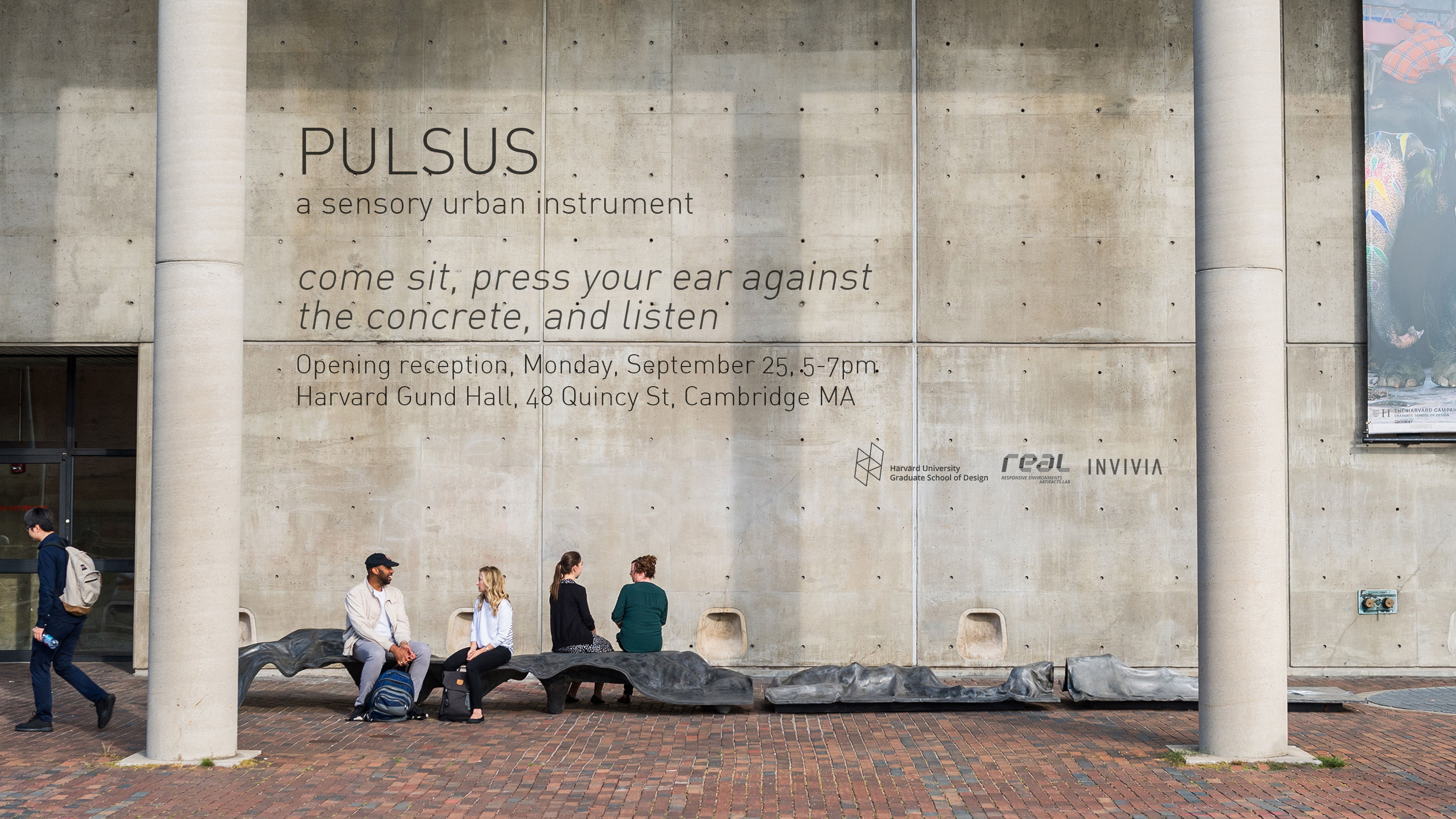 PULSUS opening reception