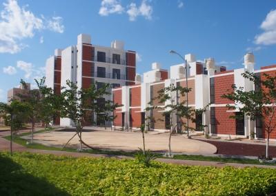Vivienda vertical en Desarrollo San Marcos